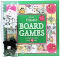 The Book of Classic Board Games with Other Cover