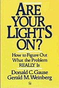 Are Your Lights On How To Figure Out What the Problem Really Is