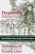 Peopleware: Productive Projects and Teams Cover