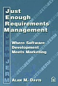 Just Enough Requirements Management