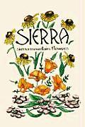 Sierra Sierra Mountain Flowers