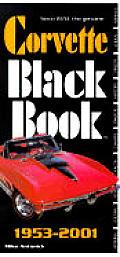 Corvette Black Book 1953 2001