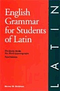 English Grammar for Students of Latin