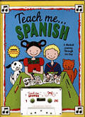 Teach Me Spanish Book & Tape