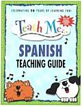 Teach Me Spanish Teachers Guide