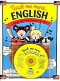 English/ESL: A Musical Journey Through the Year with Book (Teach Me More)