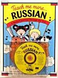 Russian: A Musical Journey Through the Year with Book (Teach Me More)