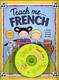 Teach Me French With Book(S) (Teach Me Tapes)