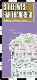 Streetwise San Francisco Map - Laminated City Street Map of San Francisco, California: Folding Pocket Size Travel Map (Streetwise)