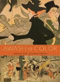 Awash in Color: French and Japanese Prints Cover