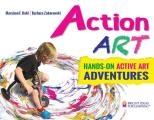 Bright Ideas for Learning #9: Action Art: Hands-On Active Art Adventures