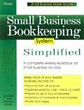 Small Business Bookkeeping System Simplified