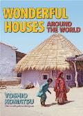 Wonderful Houses Around the World (Discoveries in Palaeontology) Cover