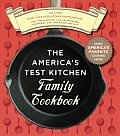 Americas Test Kitchen Family Cookbook