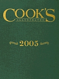 Cooks Illustrated 2005 Annual