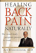 Healing Back Pain Naturally The Mind Bod