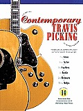 Art of Contemporary Travis Picking With CD