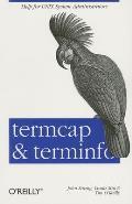 termcap & terminfo (Nutshell Handbooks)