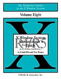 X Window System Administrator's Guide Cover