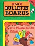 Bulletin Boards: Fall