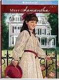 Meet Samantha: An American Girl (American Girls Collection) Cover