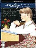 Molly Learns a Lesson: A School Story (American Girls Collection) Cover