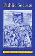 Public Secrets: Collected Skirmishes of Ken Knabb (1970-1997)