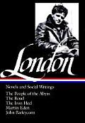 London: Novels and Social Writings (Library of America) Cover