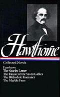 Hawthorne: Collected Novels (Library of America) Cover