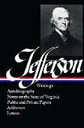 Library of America #0017: Jefferson: Writings Cover