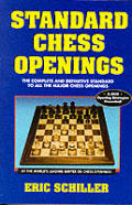 Standard Chess Openings: The Complete and Definitive Standard to Every Major Chess Opening