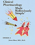 Clinical Pharmacology Made Ridiculously Simple 3rd Edition