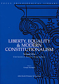 Liberty, Equality & Modern Constitutionalism #01: Liberty, Equality and Modern Constitutionalism: A Source Book