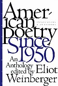 American Poetry Since 1950 Innovators & Outsiders an Anthology