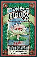 The Yoga of Herbs Cover