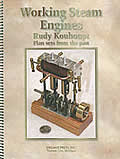 Working Steam Engines Plan Sets From the Past
