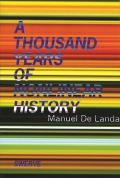 A Thousand Years of Nonlinear History (Swerve Editions) Cover