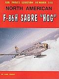 North American F-86H Sabre