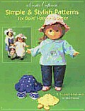 Simple & Stylish Patterns for Dolls' Hats and Shoes (Creative Crafters)