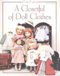 Closetful Of Doll Clothes For 11 1/2