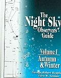 Night Sky Observers Volume 1 Autumn & Winter