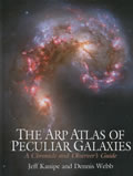The Arp Atlas of Peculiar Galaxies: A Chronicle and Observer's Guide
