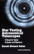 Star Testing Astronomical Telescopes 2ND Edition