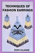 Techniques Of Fashion Earrings