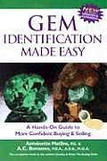 Gem Identification Made Easy 3RD Edition Cover