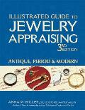 Illustrated Guide To Jewelry Appraising 3RD Edition Cover