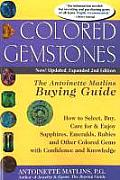 Colored Gemstones 2ND Edition