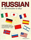Russian in 10 Minutes a Day 2ND Edition