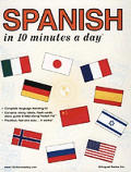 Spanish In 10 Minutes A Day 4th Edition