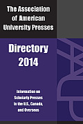 Association of American University Presses Directory 2014